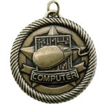 VM Medal -Computer VM Series - Click Here For More Of This Style