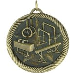 VM Medal  -Gymnastics VM Series - Click Here For More Of This Style