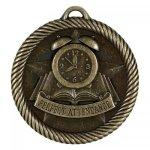 VM Medal -Perfect Attendance VM Series - Click Here For More Of This Style
