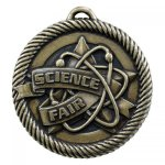 VM Medal  -Science Fair VM Series - Click Here For More Of This Style