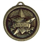 VM Medal  -Graduate  VM Series - Click Here For More Of This Style