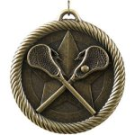 VM Medal  -Lacrosse VM Series - Click Here For More Of This Style