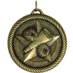 VM Medal -Cheerleading  VM Series - Click Here For More Of This Style