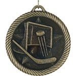 VM Medal  -Ice Hockey VM Series - Click Here For More Of This Style