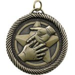 VM Medal  -Sportsmanship VM Series - Click Here For More Of This Style