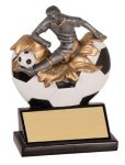Xploding Resin -Soccer Male  Xploding Award - Click Here for More of This Style