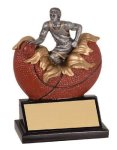 Xploding Resin -Basketball Male  Xploding Award - Click Here for More of This Style