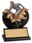 Xploding Resin -Bowling Male  Xploding Award - Click Here for More of This Style