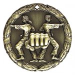 XR Medals -Karate  XR Series - Click Here For More Of This Style