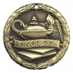 XR Medals -Honor Roll  XR Series - Click Here For More Of This Style