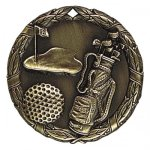 XR Medals -Golf  XR Series - Click Here For More Of This Style