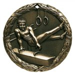 XR Medals -Gymnastics XR Series - Click Here For More Of This Style