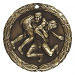XR Medals -Wrestling  XR Series - Click Here For More Of This Style