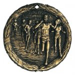 XR Medals - Cross Country  XR Series - Click Here For More Of This Style