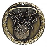 XR Medals -Basketball  XR Series - Click Here For More Of This Style